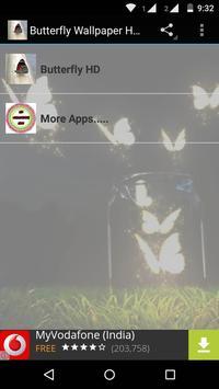 Butterfly Wallpapers HD screenshot 8