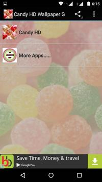 Candy HD Wallpapers poster