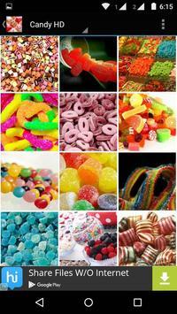 Candy HD Wallpapers screenshot 4