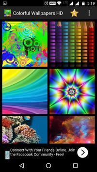 Colorful Wallpapers HD screenshot 2