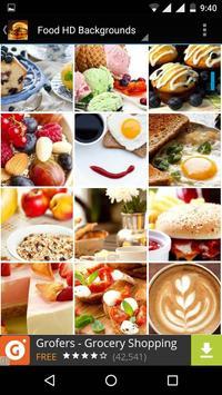 Food Wallpapers HD screenshot 4