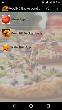 Food Wallpapers HD screenshot 8