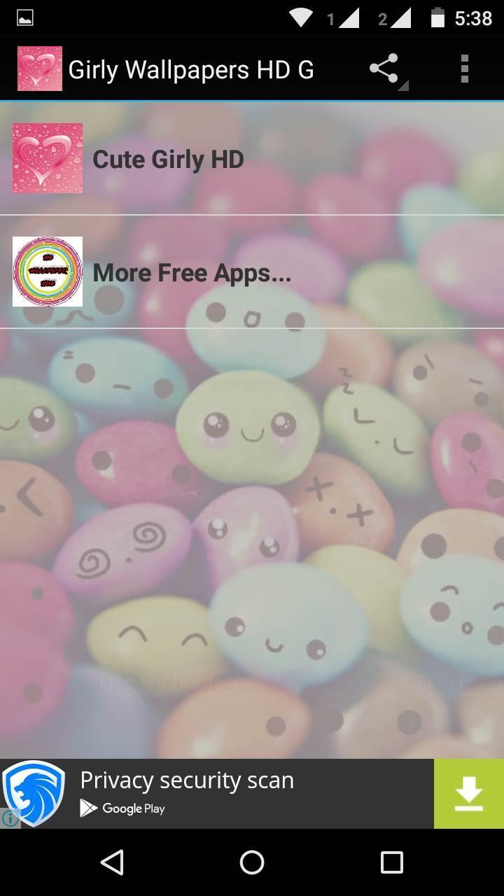 Girly Wallpapers HD for Android - APK Download