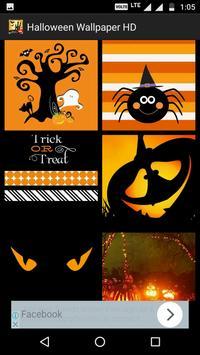 Halloween Wallpaper HD screenshot 10