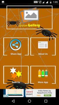 Halloween Wallpaper HD screenshot 1