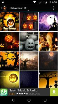 Halloween Wallpaper HD apk screenshot