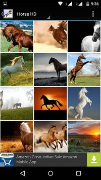 Horse Wallpaper HD screenshot 14