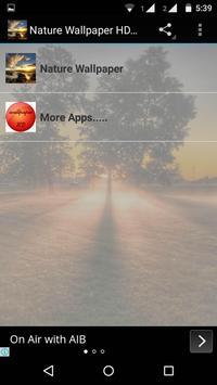 Nature Wallpaper HD screenshot 16