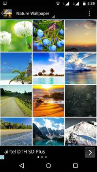 Nature Wallpaper HD screenshot 2