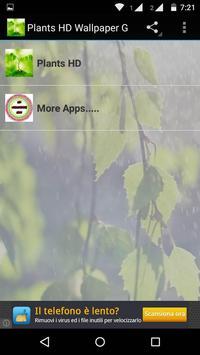 Plant HD Wallpaper poster