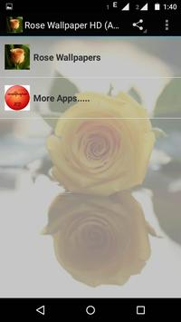 Rose Wallpaper HD apk screenshot