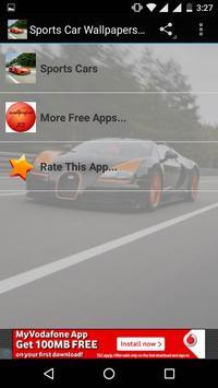 Sports Car Wallpapers HD apk screenshot