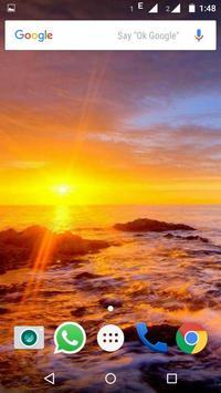 Sunset Wallpaper HD apk screenshot