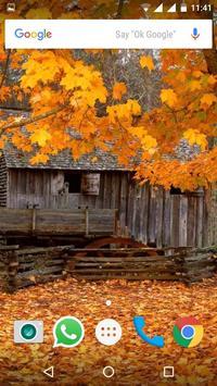Autumn HD Wallpaper apk screenshot