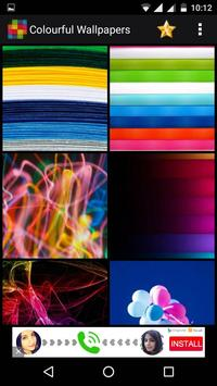 Colorful HD Wallpapers apk screenshot