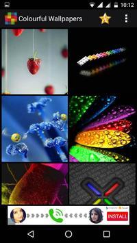 Colorful HD Wallpapers apk screenshot