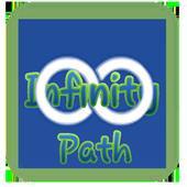 Infinity path icon
