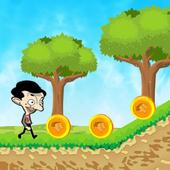 Mr Pean Adventure Run icon