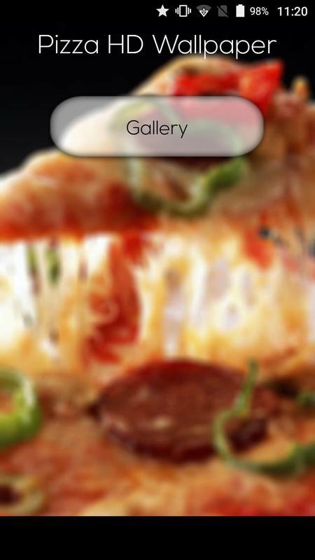 The Description Of Pizza HD Wallpaper