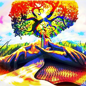 Psychedelic HD Wallpapers icon