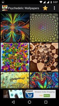 Psychedelic HD Wallpapers apk screenshot