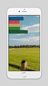 Nu-Leaf Service App poster