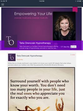 Tatia Orenczak Hypnotherapy screenshot 7