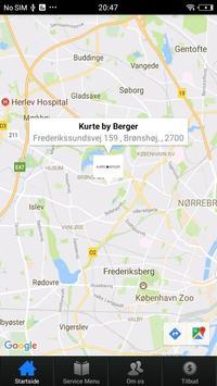 Kurte by Berger screenshot 2