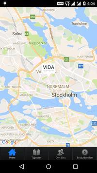 VIDA Hud & Kroppsvård apk screenshot