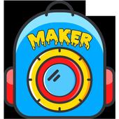 Backpack Challenge Maker icon