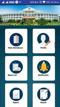 MyFaculty App poster