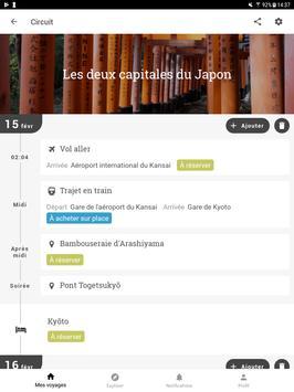 MyAtlas - Carnet de voyage apk screenshot