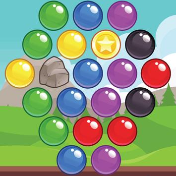 Bubble Ball Adventure screenshot 3