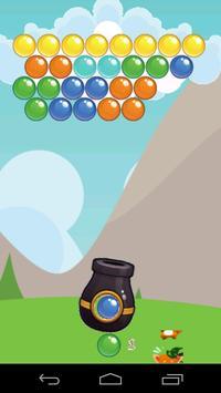 Bubble Ball Adventure screenshot 2