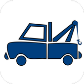 Towing Truck Service Near Me icon