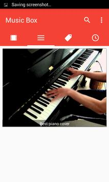 Free music apps - Music Box apk screenshot