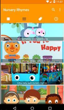 Nursery Rhymes - Kids songs apk screenshot