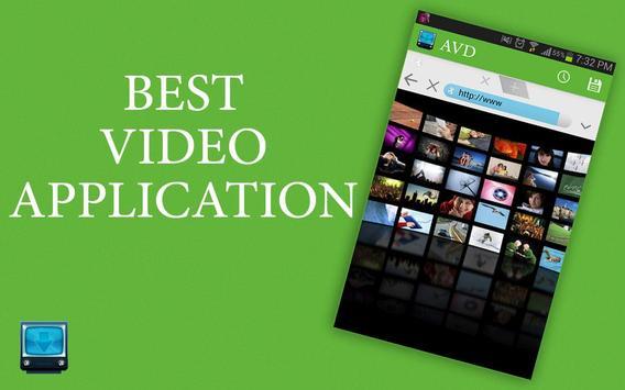 AVD Download Video APK