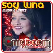 OST Soy Luna Letras y Música icon