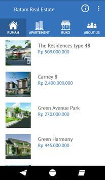 Batam Real Estate poster