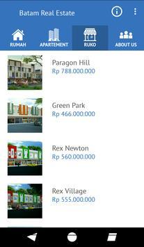 Batam Real Estate screenshot 2