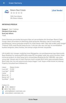 Batam Real Estate screenshot 7