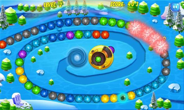 Marble Splash screenshot 6