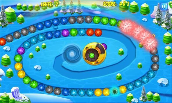 Marble Splash screenshot 1
