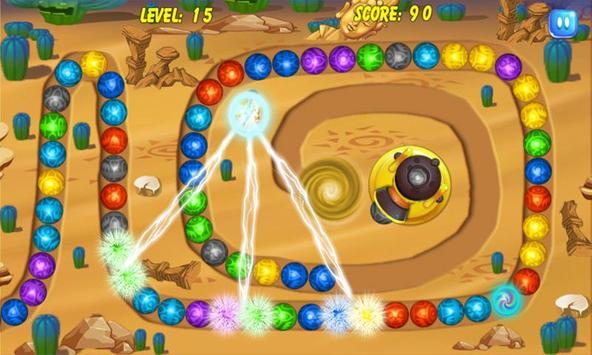 Marble Splash screenshot 2