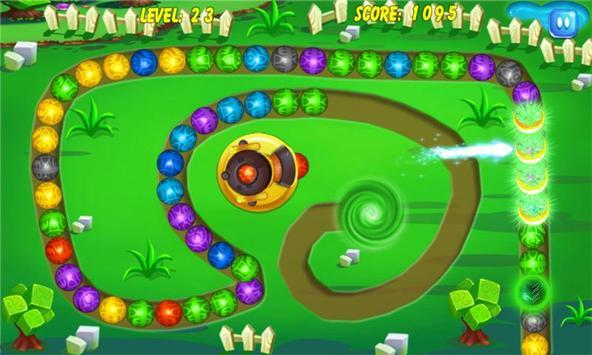 Marble Splash screenshot 3