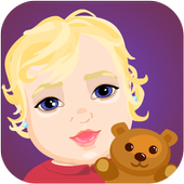 My Baby Sim - childcare game icon