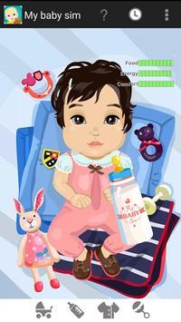 My Baby Sim - childcare game screenshot 12