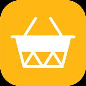 MyBasget: Shop for Recipes icon