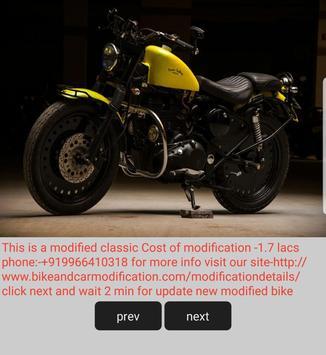 bike modification details and price screenshot 3